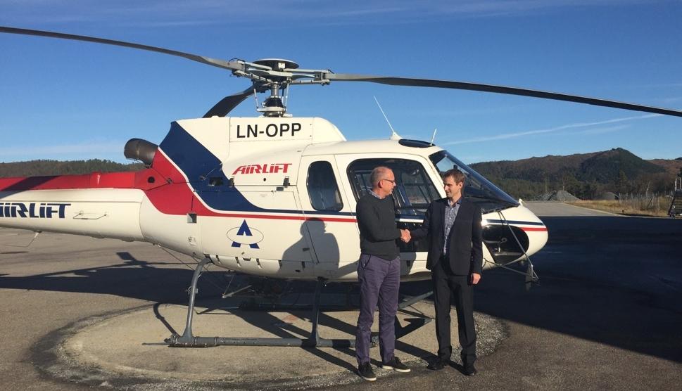 Stian Hårklau, Airlift og Vidar Bondevik, Gasta er enige om utvidet samarbeid på innhold på nettsider og sosiale medier