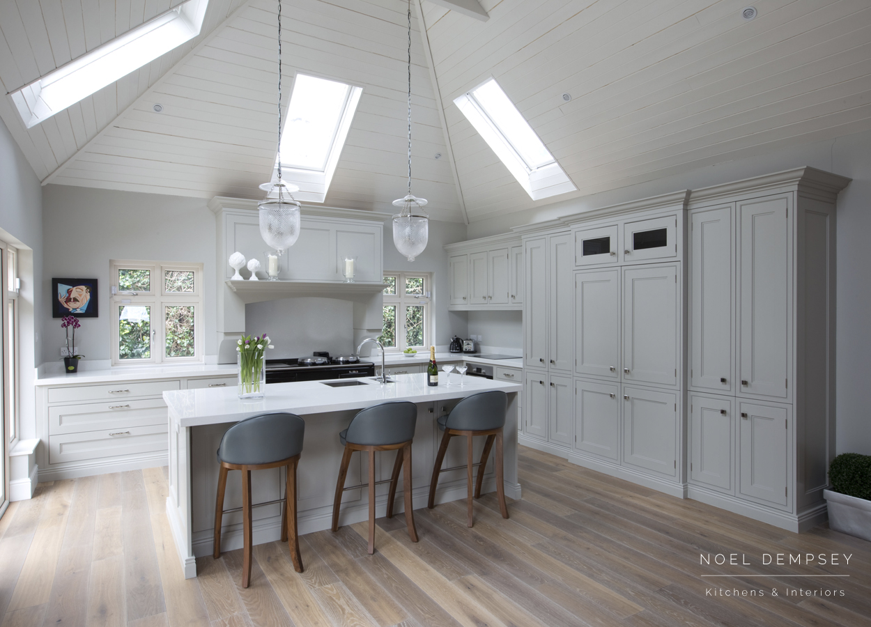 Hand crafted luxury kitchen