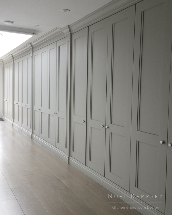 Custom designed cupboards by Noel Dempsey