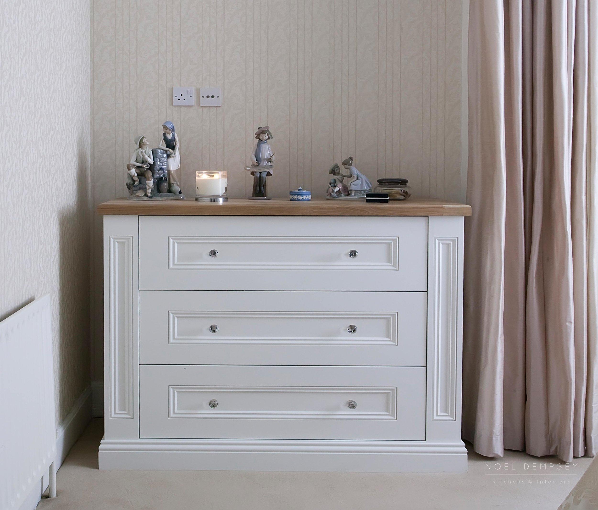 Bespoke drawers Noel Dempsey