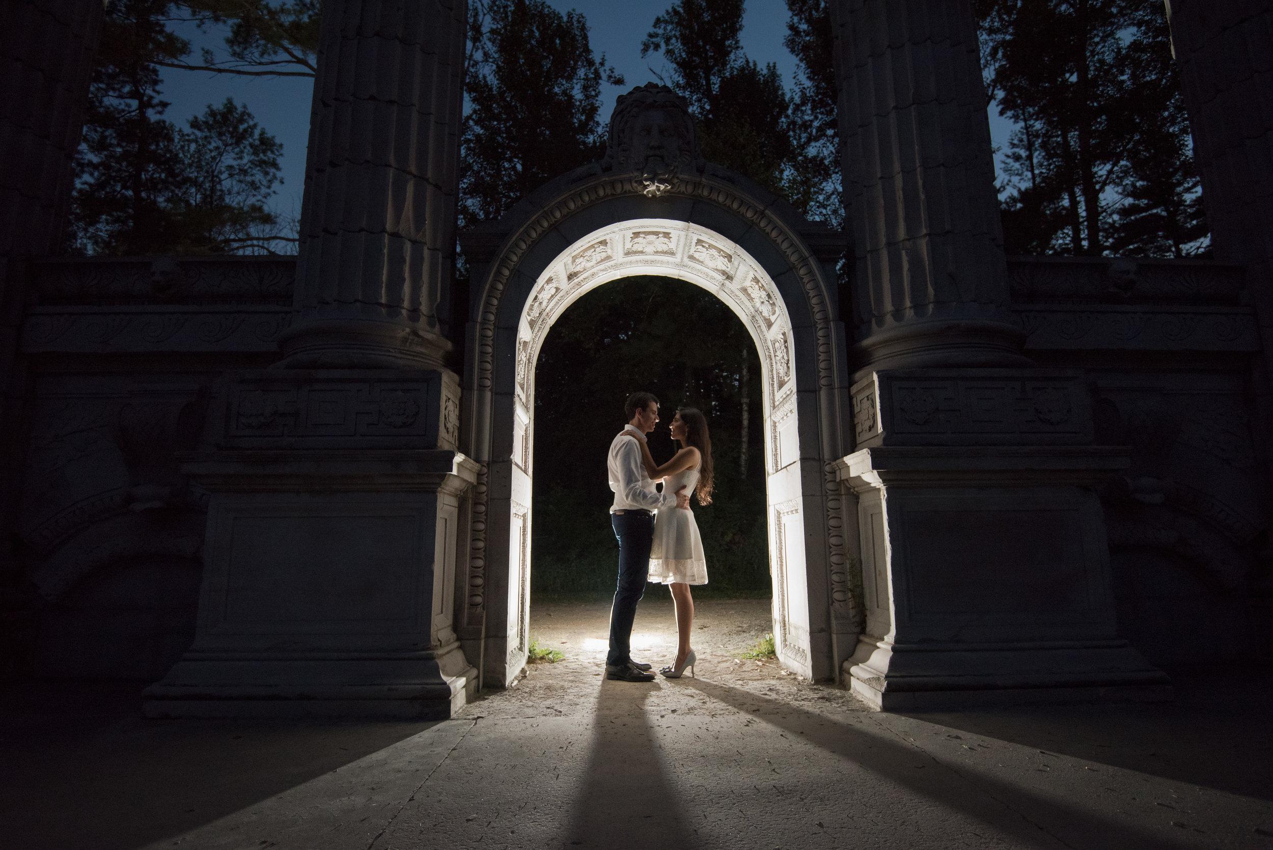 Sarah & Peter E-Shoot