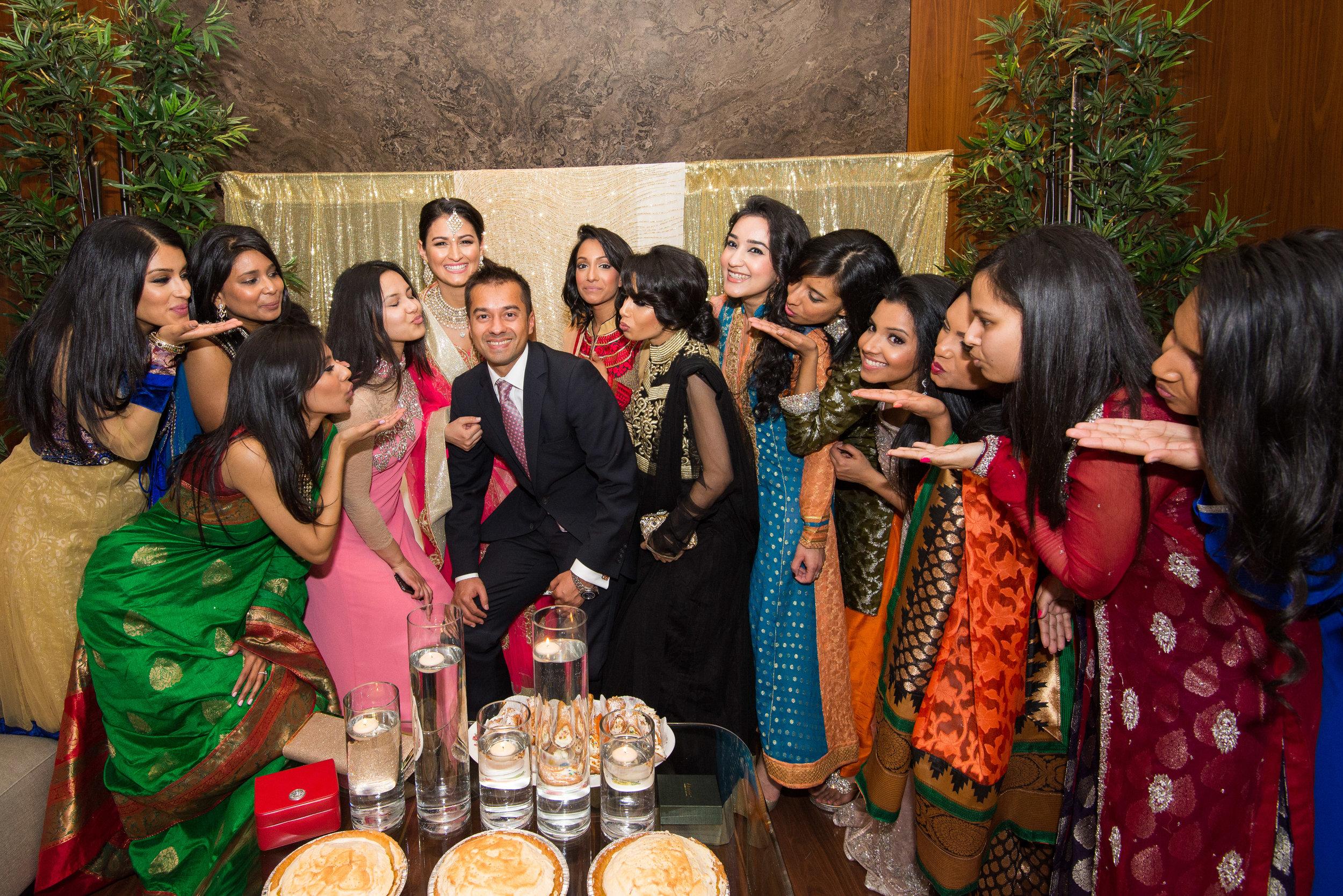 Manda & Naz Engagement Party