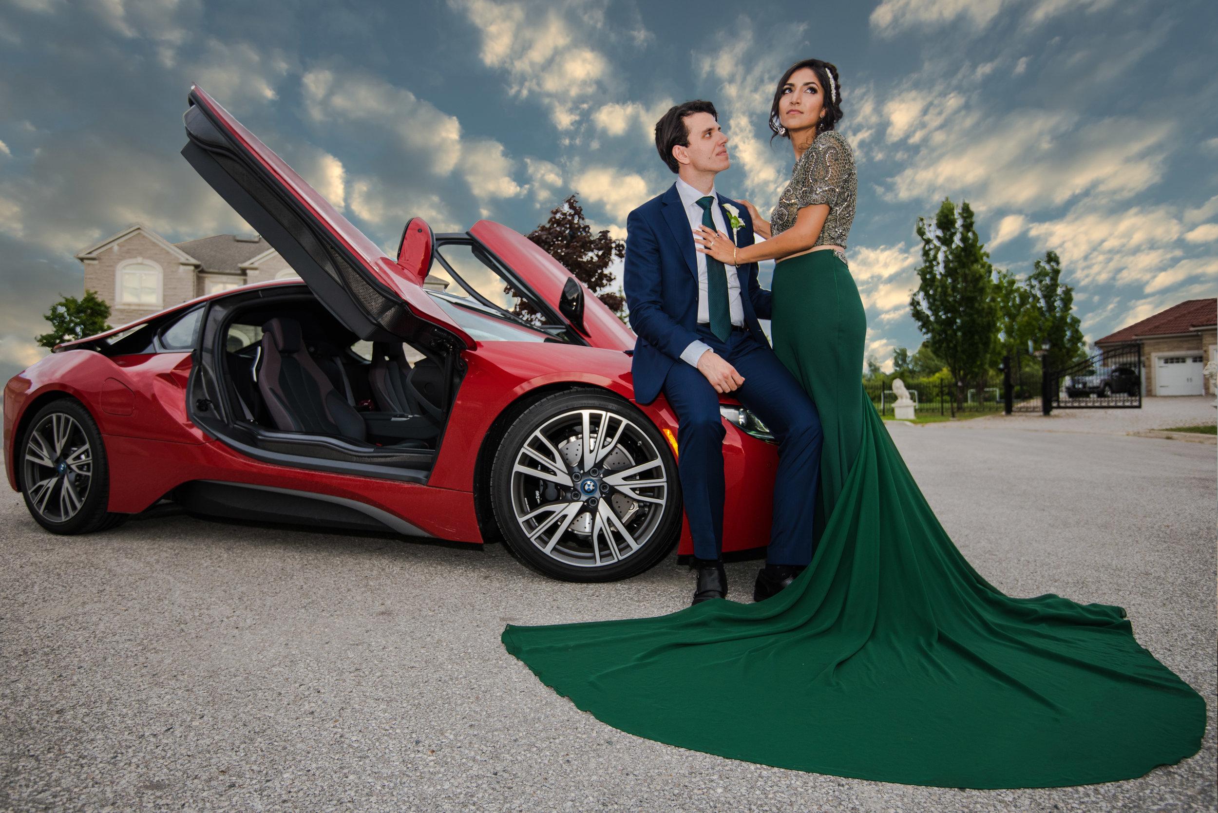 Sarah & Peter Wedding