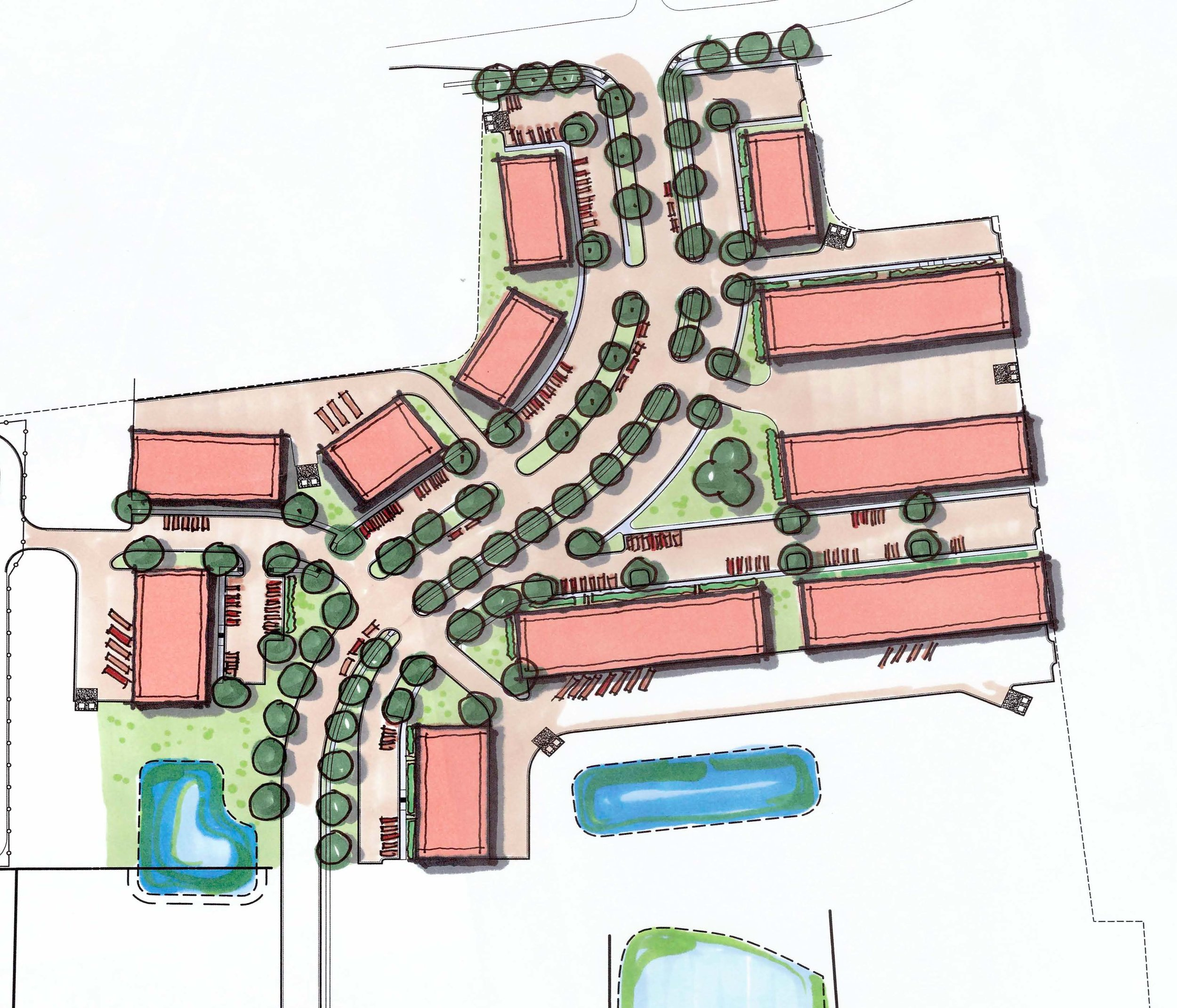 Oakwood Park - Land Planning