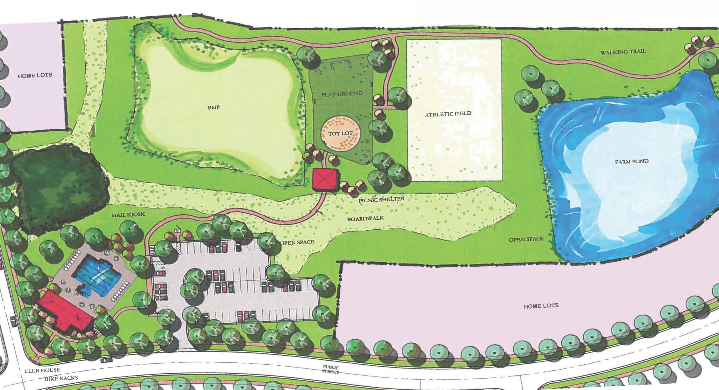 Andrews Chapel - Land Planning