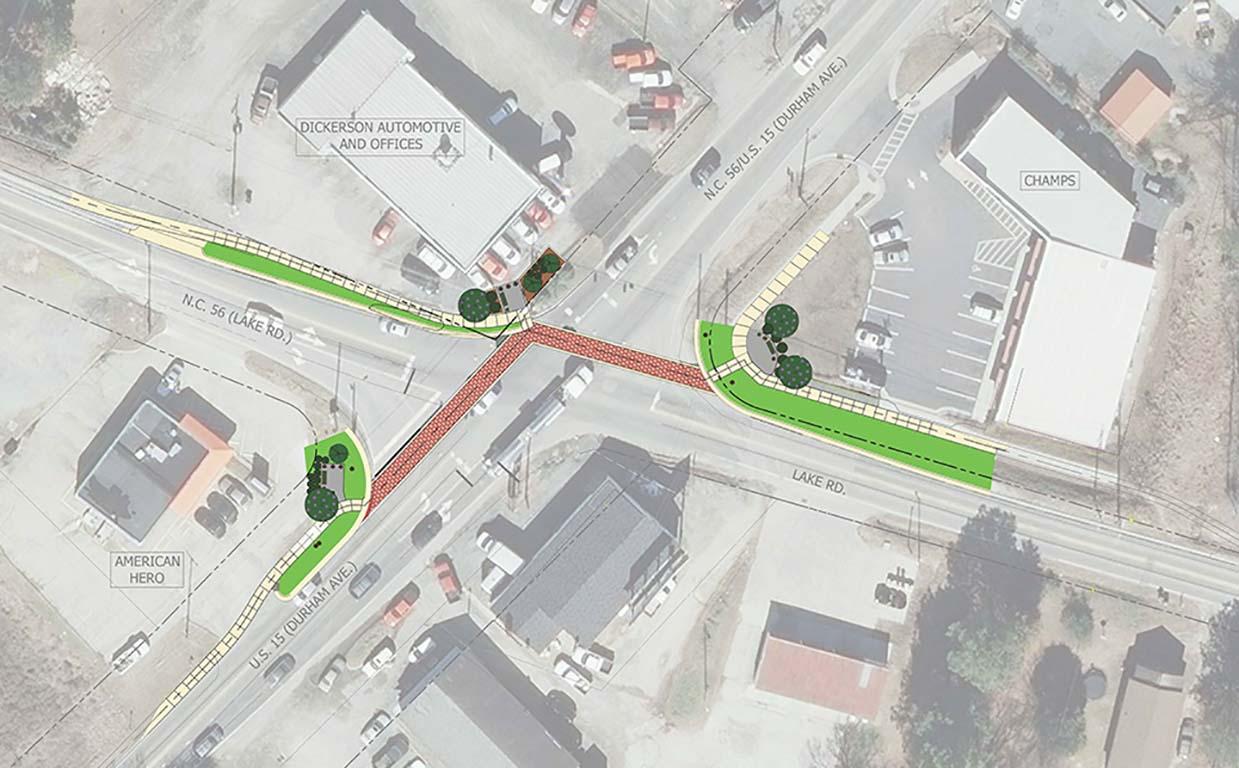 Cross City Trail - Land Planning