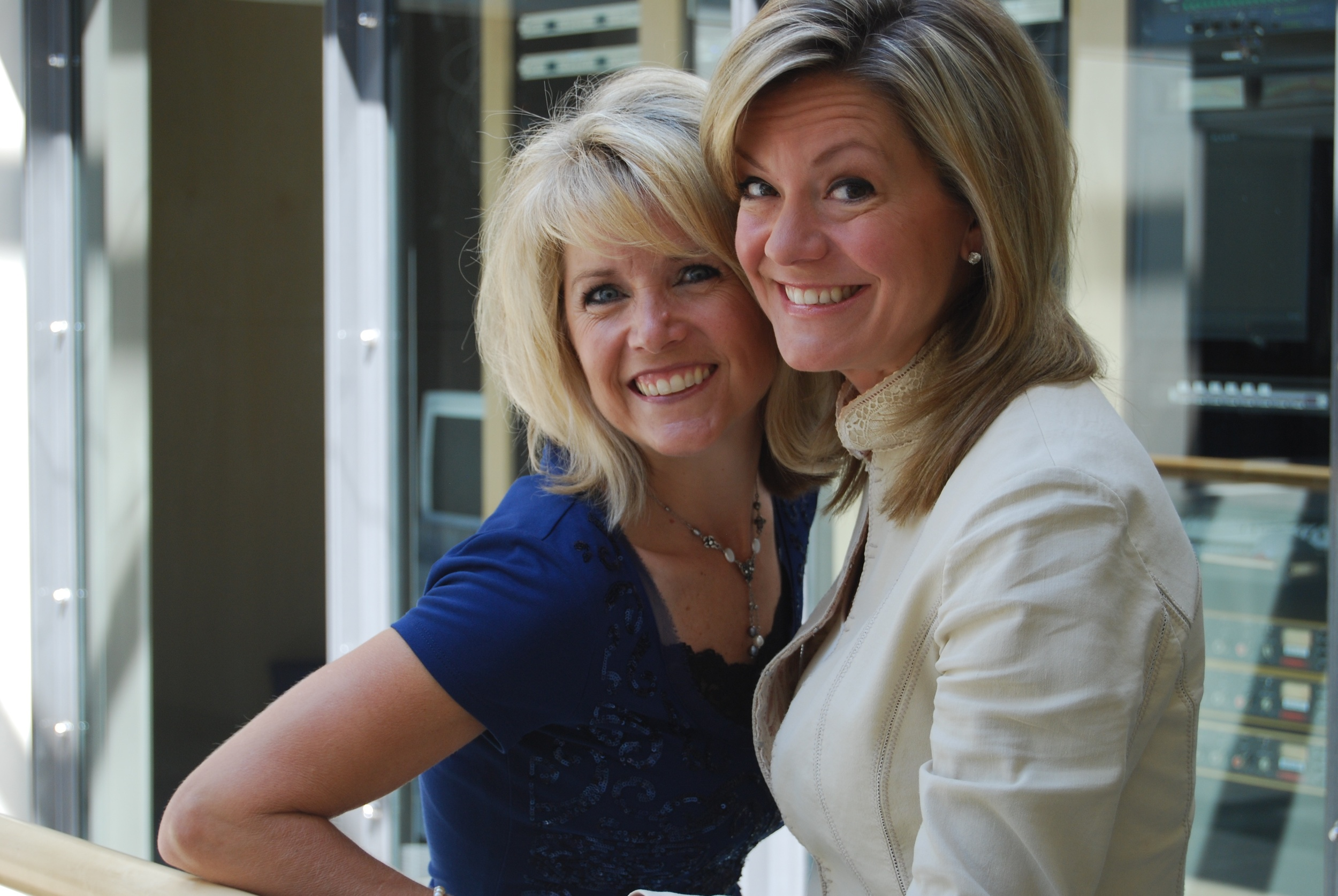 Julie Nelson & Susie