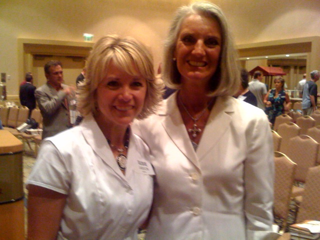 Susie and Ann Graham Lotz
