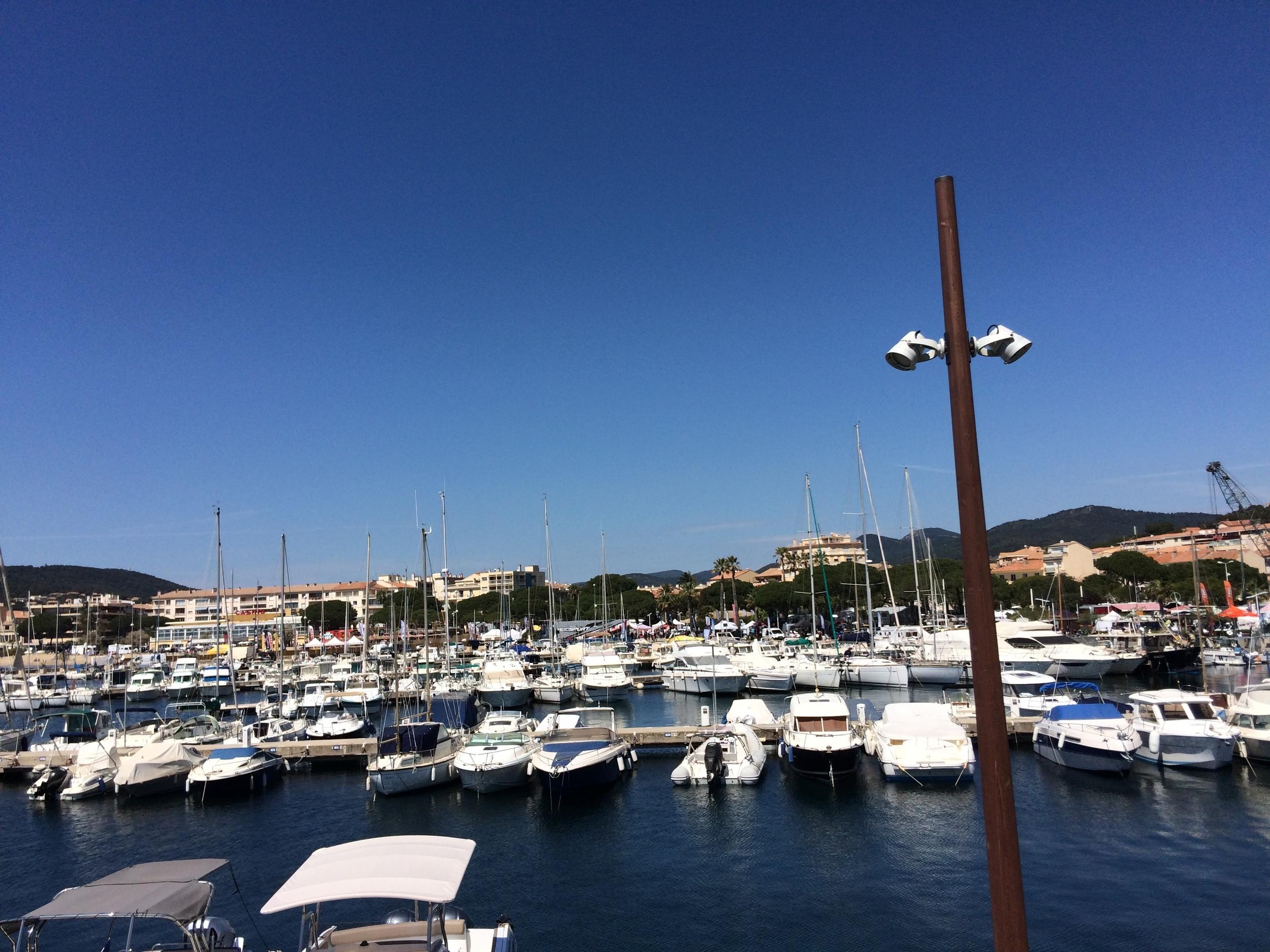 The Marina at Ste Maxime