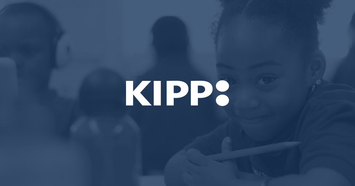 KIPP - The student featured (and many other Create students) attend KIPP Middle School