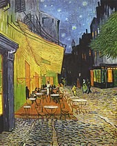 Painted by Vincent in 1888