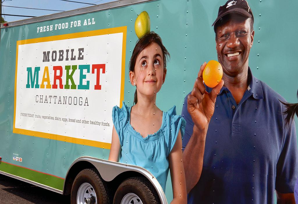 Chattanooga Mobile Market : Graphic Design