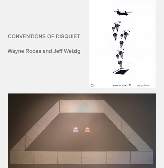 Conventions of Disquiet