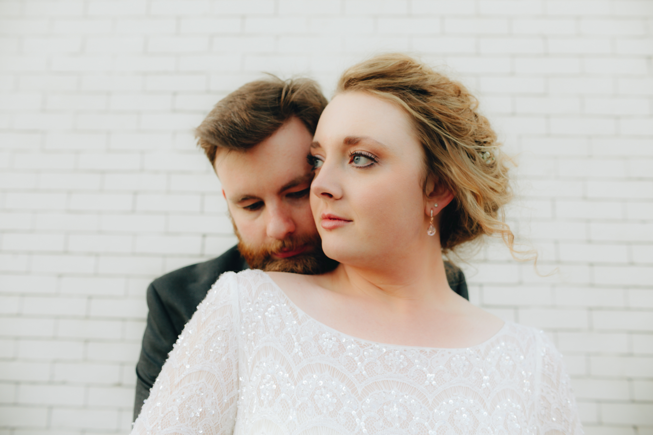 Mr. and Mrs. Anderson get married in Downtown Locust Grove. As Alicia says now and on this particular day, das wassup! We wish you the best guys, and hope to see you you two soon! Shoutout to Morgan Holley on some very particular shots!