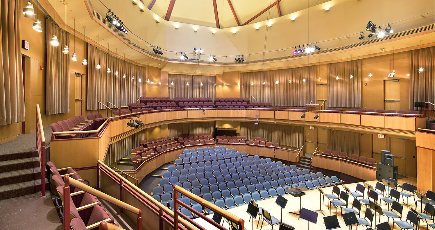 Weber Music Hall, University of Minnesota Duluth