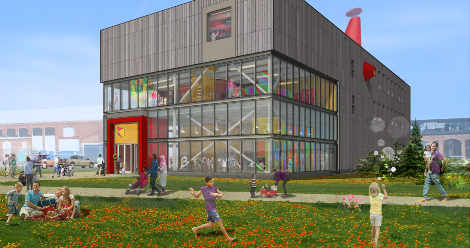 """<div align=""""left""""> Childrens Museum and Theatre of Maine</div>"""