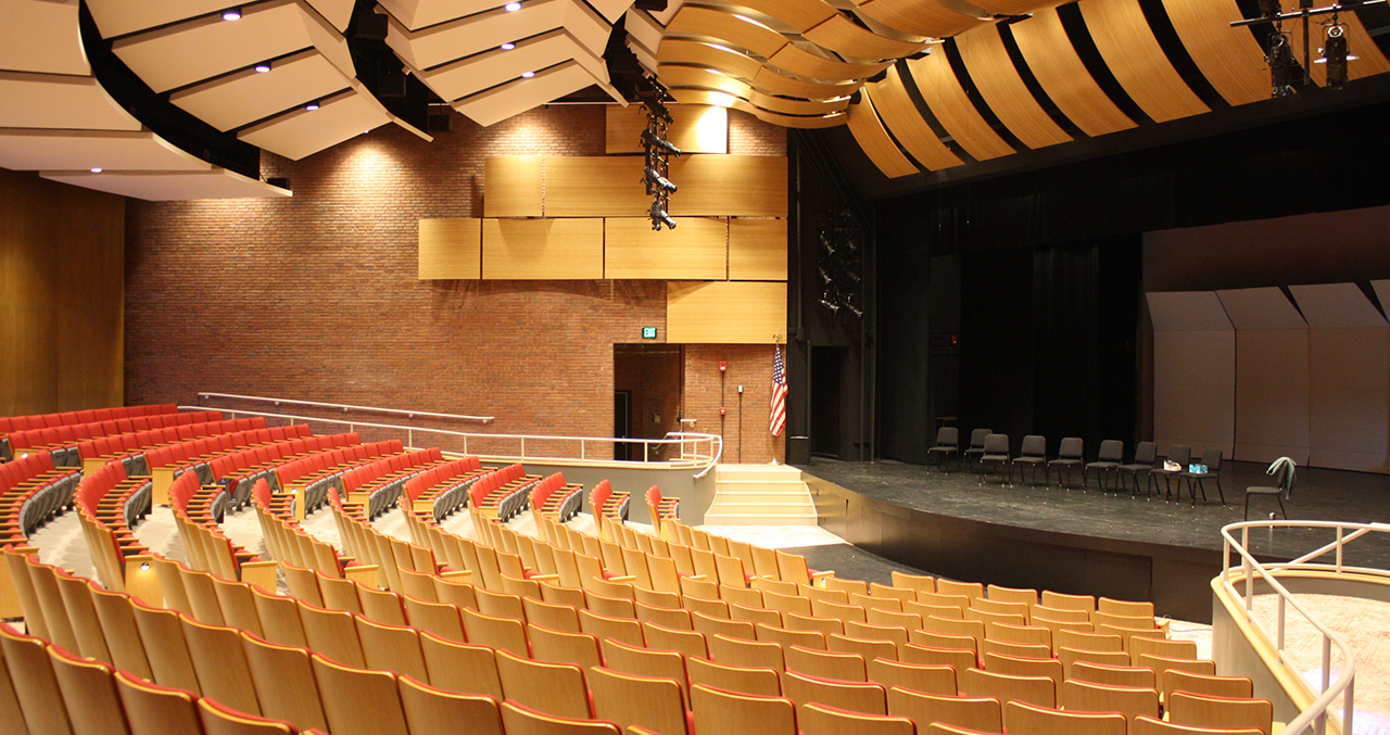 Millard Auditorium, The Hartt School