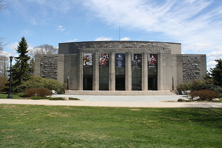 Connecticut College, Palmer Auditorium
