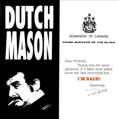 Dutch Mason