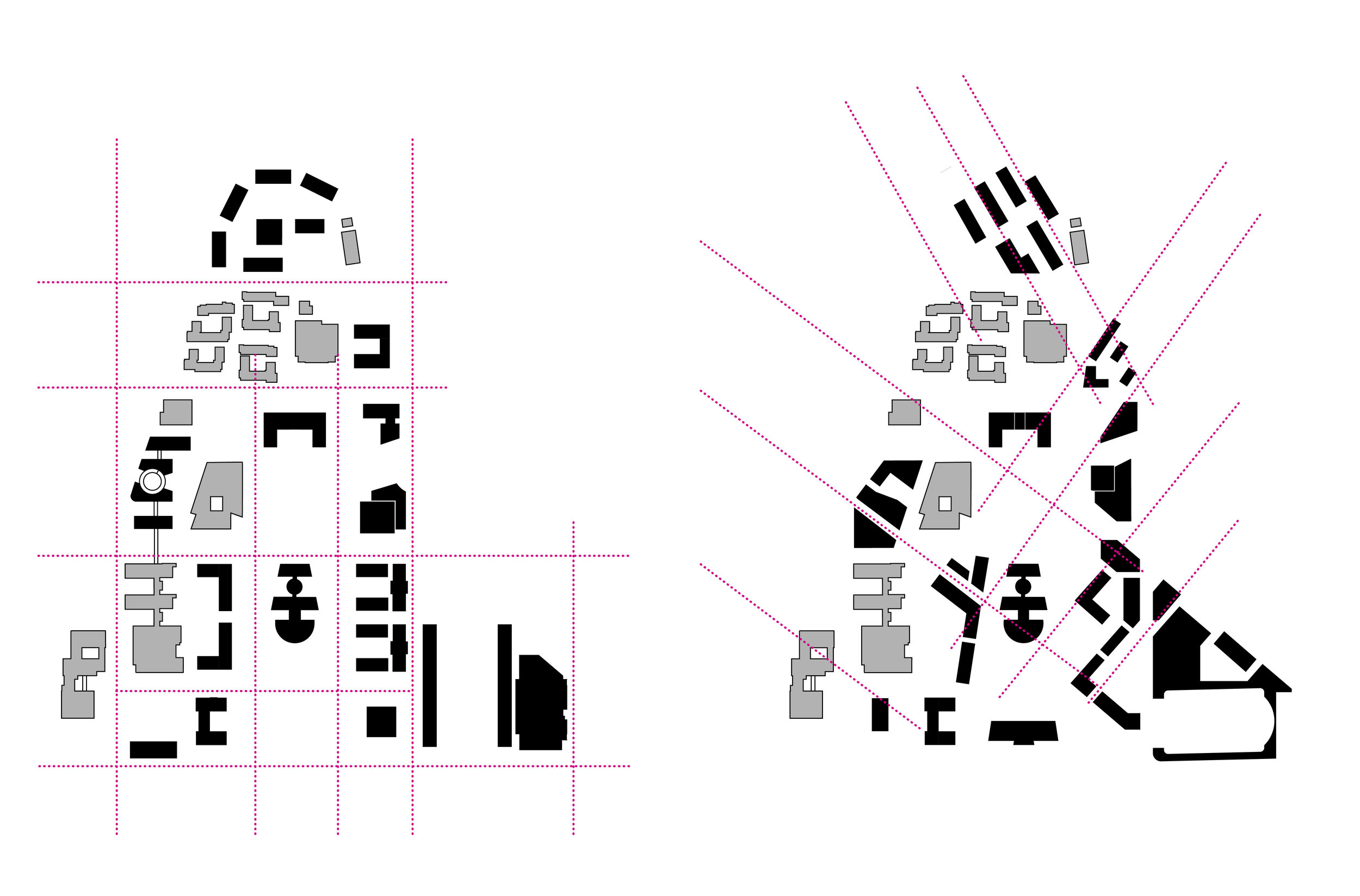 Reorienting the grid to react to the topography and historic agricultural economy of the city
