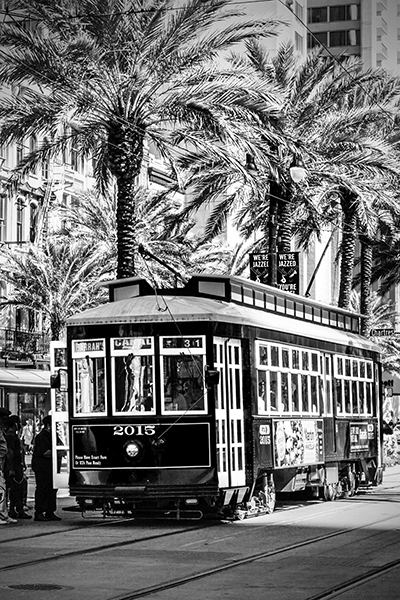 """Chartres Stop - San Francisco   Photographic Print   16""""x24""""  Print $365  22""""x30"""" Framed $500"""