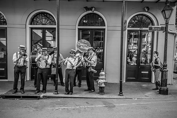 "Dixieland - New Orleans   Photographic Print   16""x24""  Print $365  22""x30"" Framed $500"