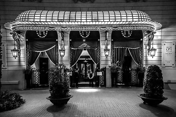 "Grand Entrance - Barcelona   Photographic Print   16""x24""  Print $365  22""x30"" Framed $500"