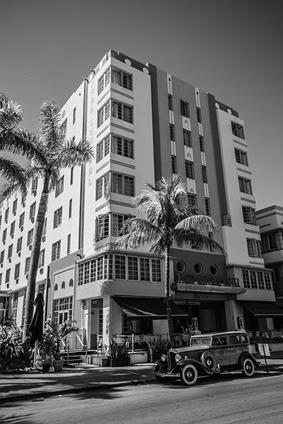 "Park Central - South Beach   Photographic Print   16""x24""  Print $365  22""x30"" Framed $500"