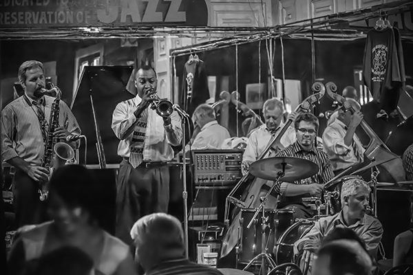 """Preservation of Jazz - New Orleans   Photographic Print   16""""x24""""  Print $365  22""""x30"""" Framed $500"""
