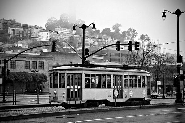 "Ride 1856  -San Francisco   Photographic Print   16""x24""  Print $365  22""x30"" Framed $500"