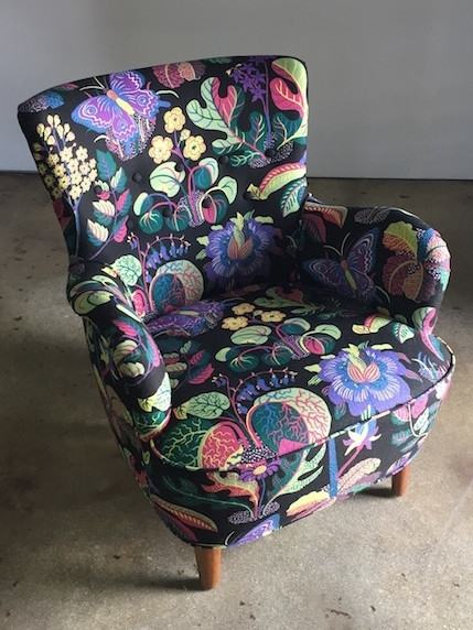 Exotic Butterfly Lounge Chair