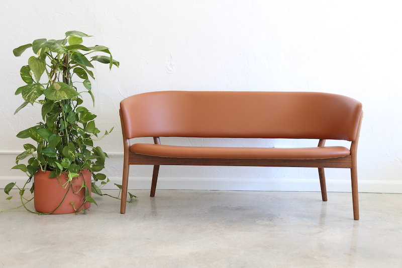 Nanna Ditzel, ND 82 sofa designed in 1958 manufactured by Sendkergaarden available at  The Empty Apartment