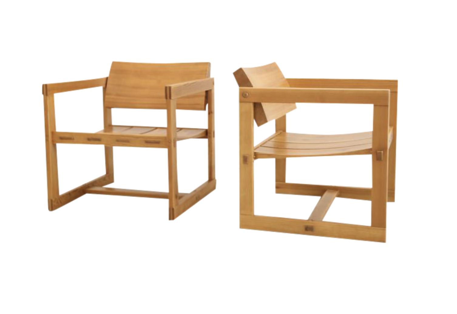 - Trybo Series Lounge Chairs, 1960sEdvin HelsethNorway22.75