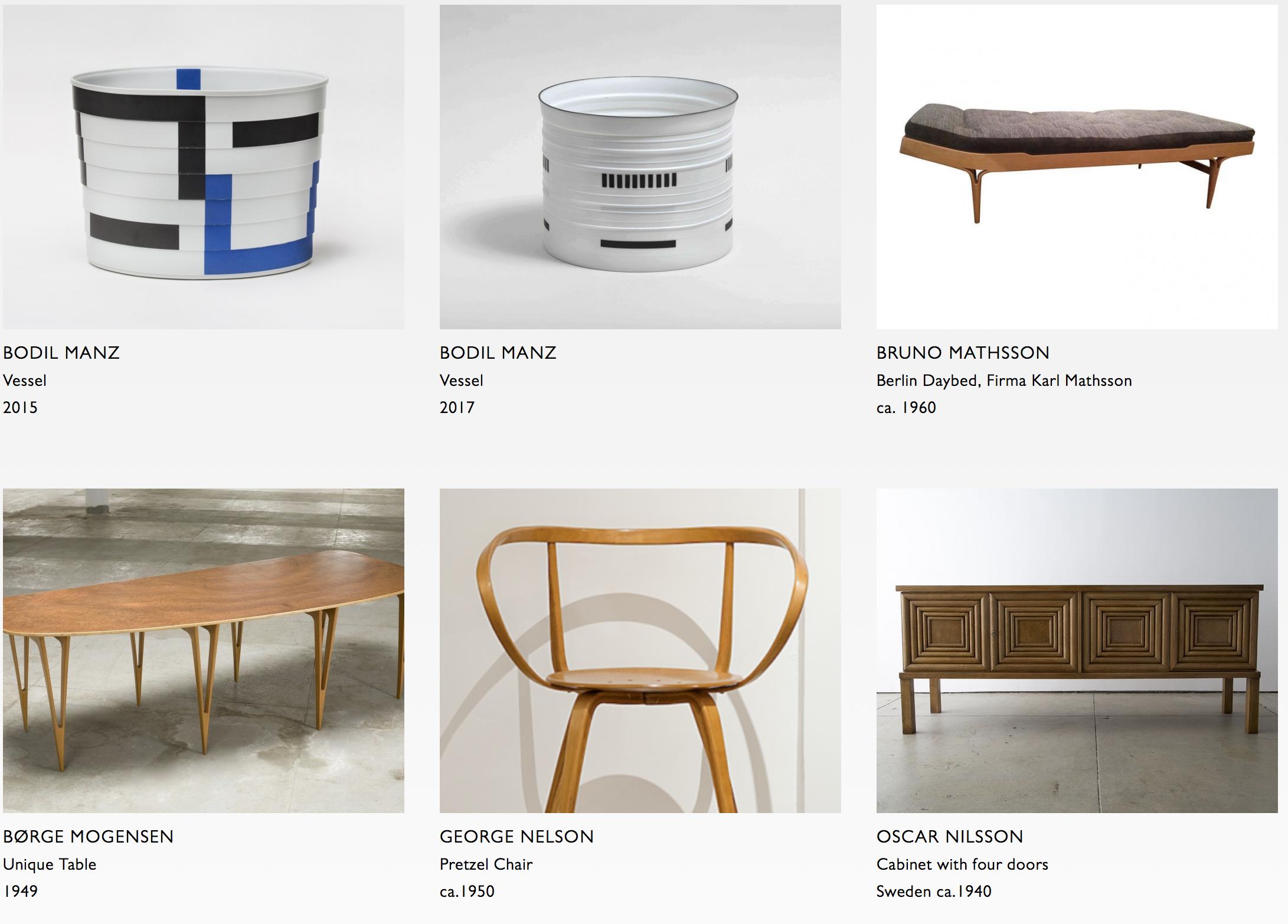 Hostler Burrows Collection