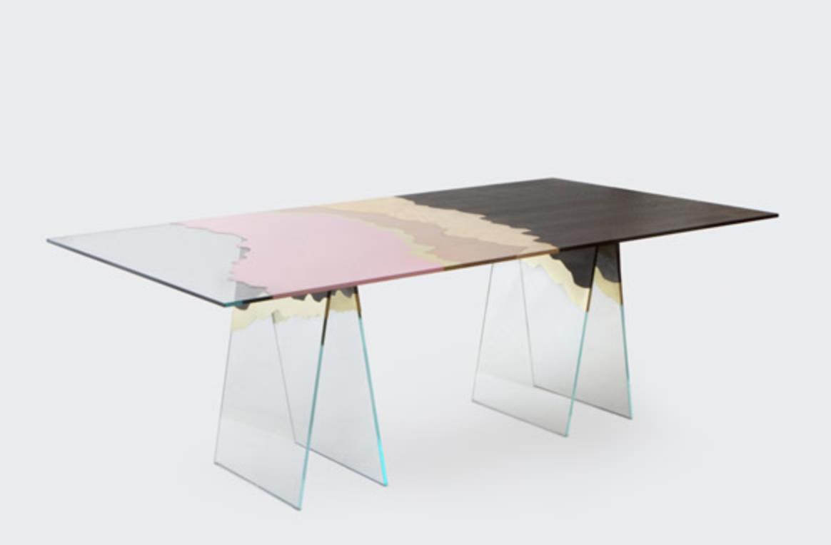 Atelier Biagetti, Bonjour Milan 2014 Table