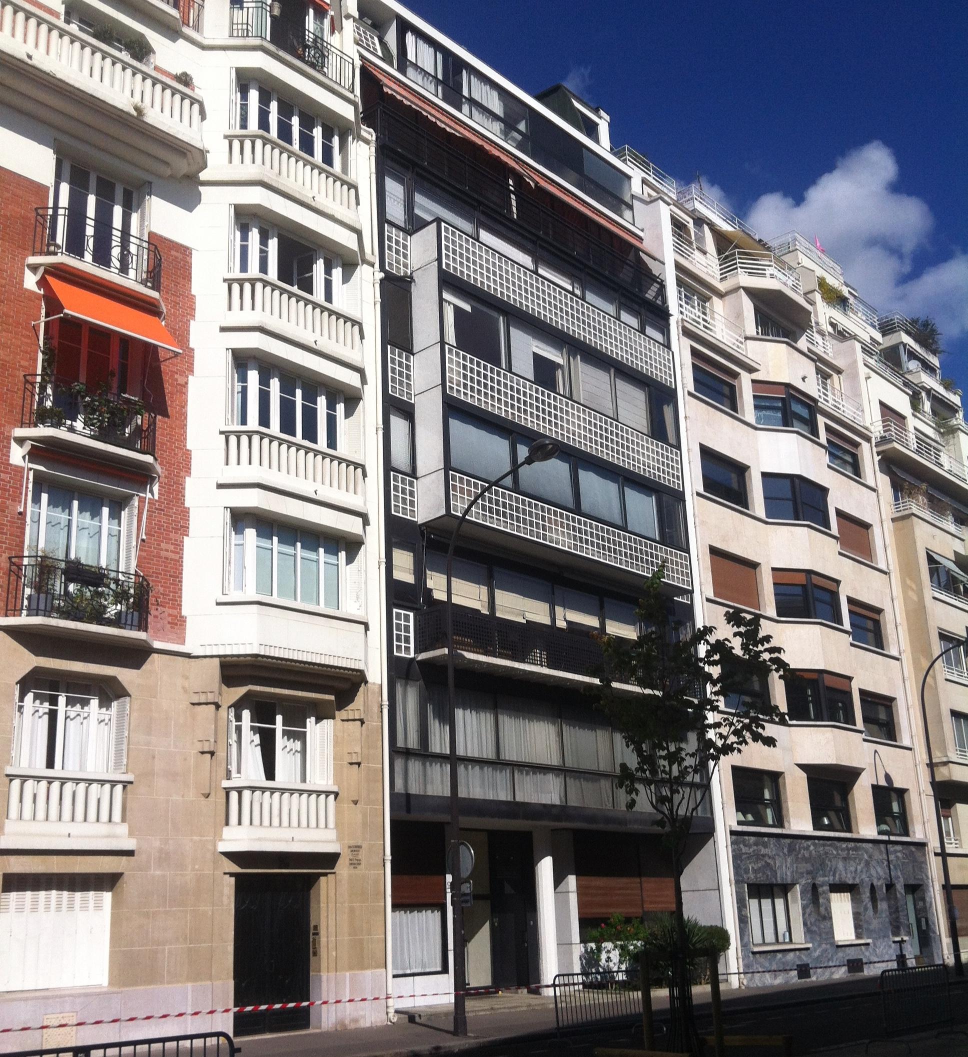Le Corbusier Studio Apartment
