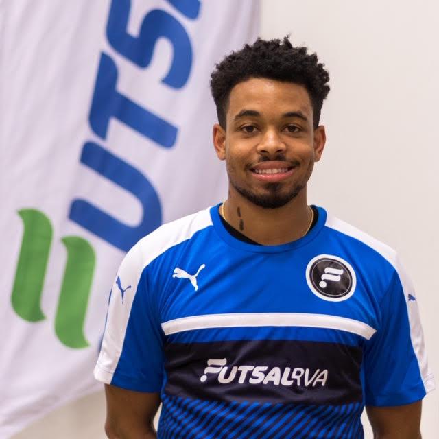 Andre Graham, FutsalRVA Director of Coaching