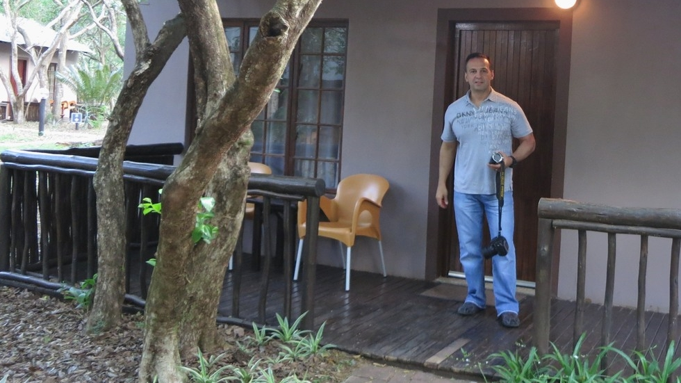 On location - Endoneni Lodge, South Africa