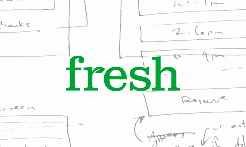 AmazonFresh Mobile Design   UX/UI, Prototyping