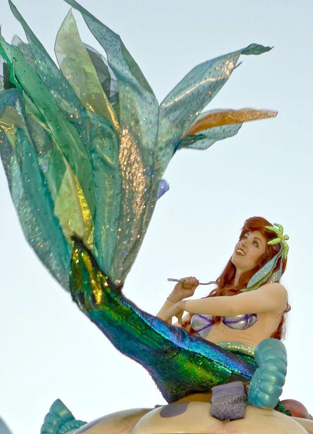 Disney Resort:  Parade of Dreams