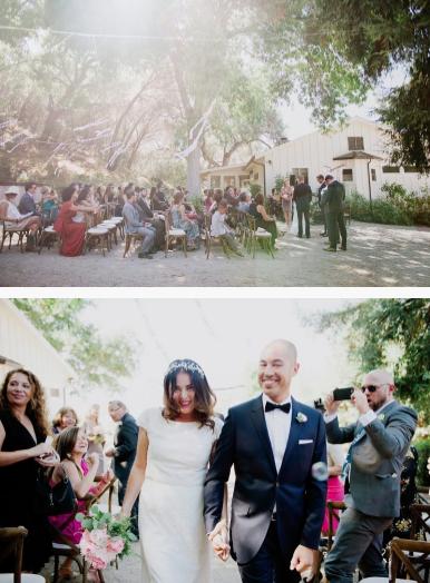 Ojai Black Walnut Ranch Wedding