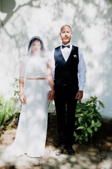 Ojai Black Walnut Ranch Wedding,