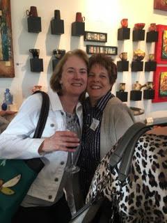 Pat McDevitt Doyle  and  Jeannine Labbe Cunningham.