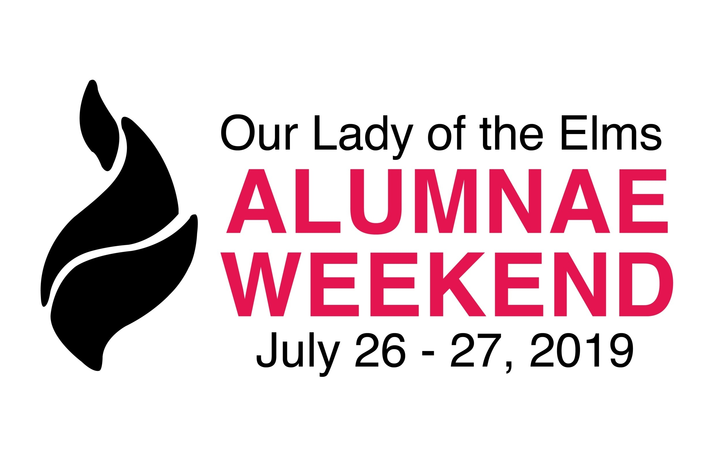 RSVP - Our Lady of the Elms School Class will be celebrating class reunions this summer! Will you plan to join us for Alumnae Weekend on July 26-27?