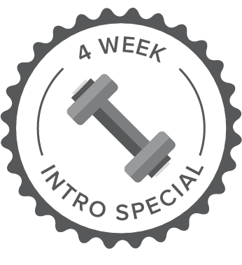 4 week intro special
