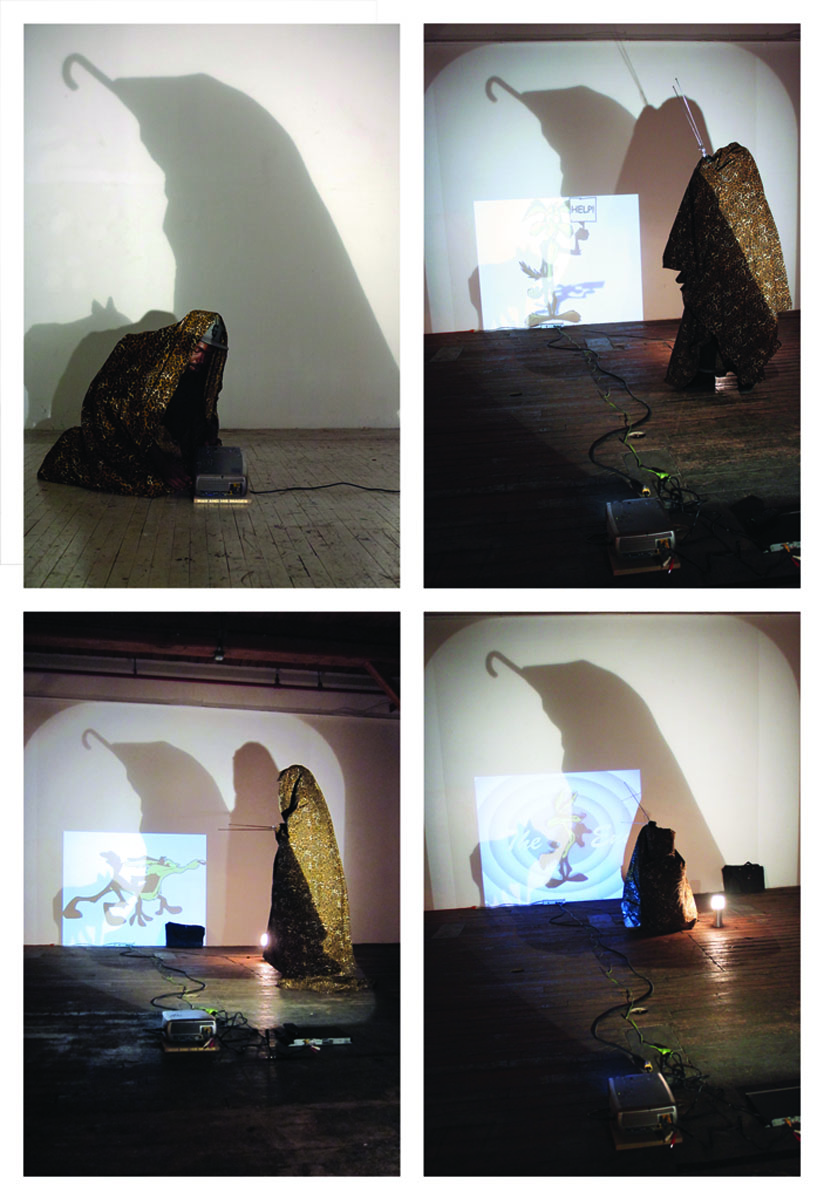 The Sleep Over Under and Inside (Beuys). 2011-2013.