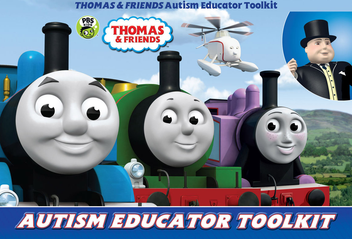 Our Thomas & Friends PBS LearningMedia collection of resources for educators who work with children on the spectrum is located here:   http://www.pbslearningmedia.org/collection/thomasandfriends/  (see link top left side of the page to access the collection).