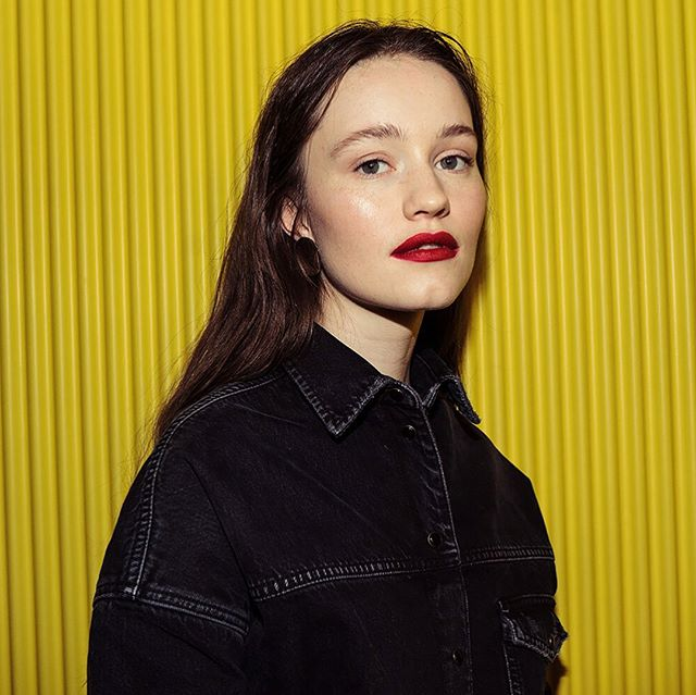 BTS from @britishvogue film with @thisissigrid so sweet and so talented ⭐️⭐️⭐️ photographer @olav producer @yaelquint styling @mollyddickson hair @grozdic makeup @lindawickmann using @patmcgrathreal #patmcgrathlabs #skinfetish003 #mattetrance #elson 💄💋 @oslorunway @stylemanagement