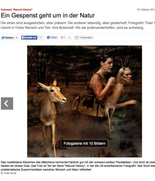 Der Stern, October 16, 2014