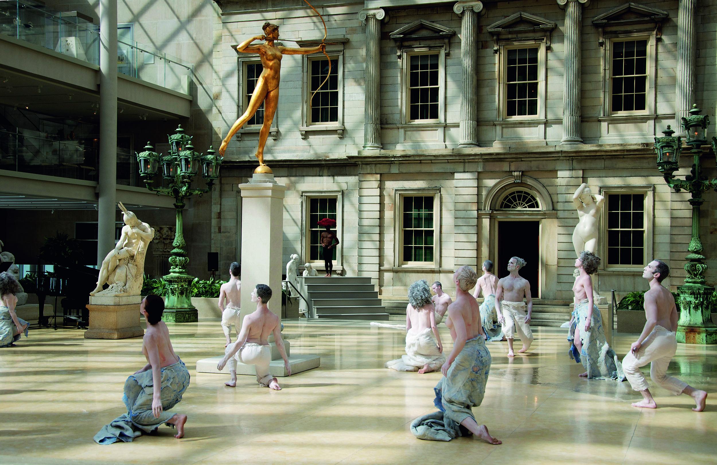 Still Moving at The Metropolitan Museum, NY